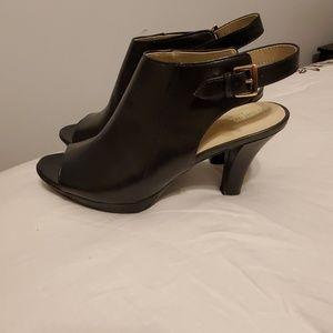 Naturalizer comfort peep toe heels Size 10 Like Ne